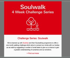 HSBC Soulwalking Challenge